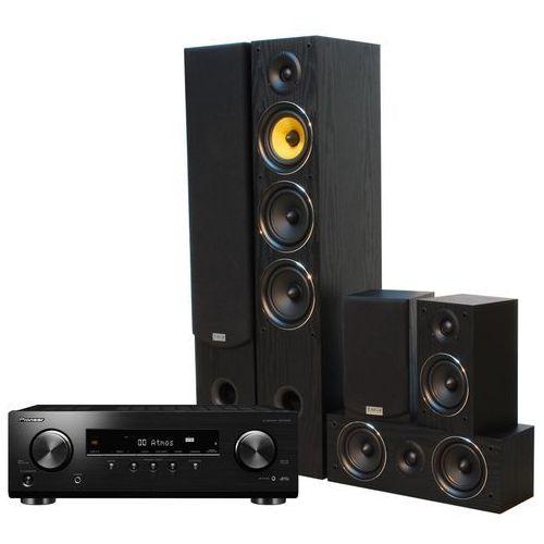 Pioneer Kino domowe vsx-534db + taga tav506 czarny