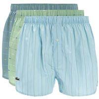 Lacoste 3-pack Szorty Niebieski Zielony S, kolor zielony