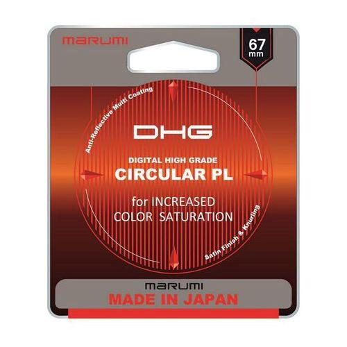 Marumi filtr polaryzacyjny kołowy cpl 67 mm dhg
