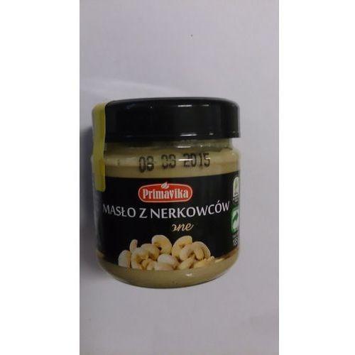 Masło z nerkowców smażone 185g z kategorii Dania gotowe