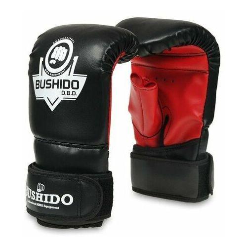 Bushido Przyrządowe rękawice treningowe na worek