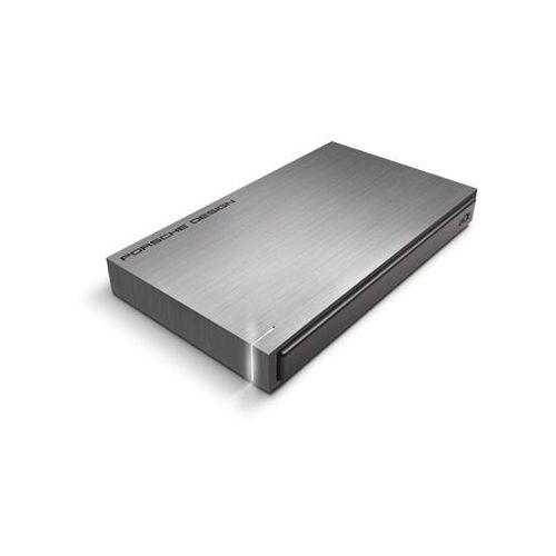 LaCie Porsche Design 500GB srebrny USB 3.0
