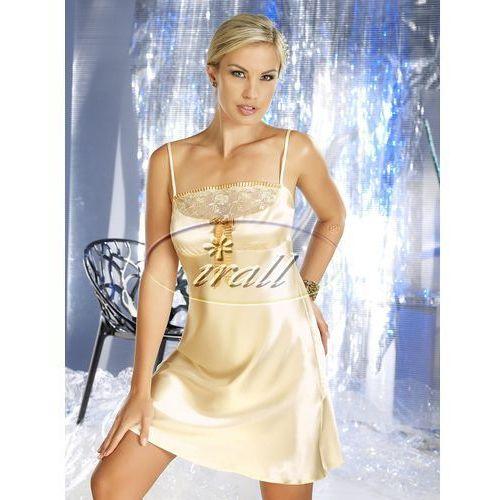Koszulka nocna model constance szampan marki Irall
