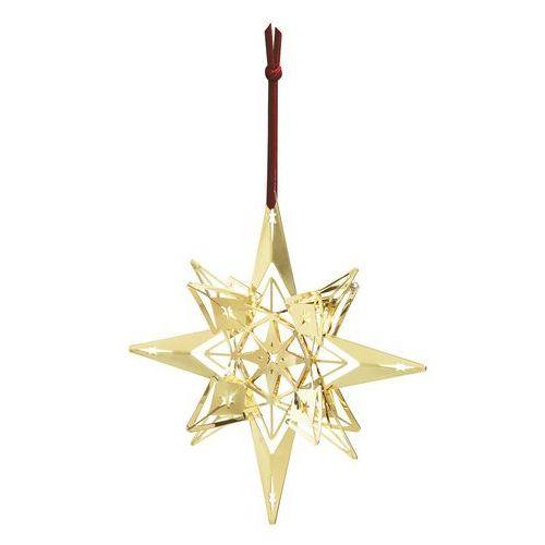 Gwiazda wisząca karen blixen 13 cm złota marki Rosendahl