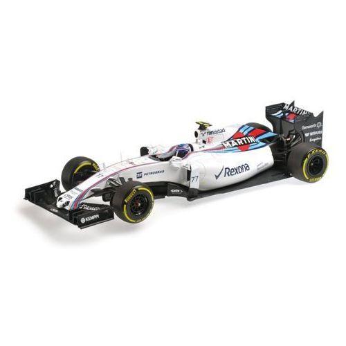 MINICHAMPS Williams Martini Racing - DARMOWA DOSTAWA!