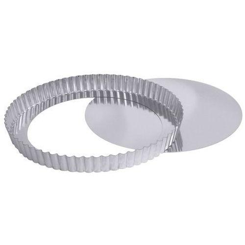 Contacto Forma ze stali nierdzewnej falista z wyjmowanym dnem o średnicy 280 mm | , 735/280