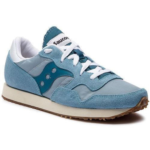 Sneakersy - dxn trainer vintage s70369-30 blu/wht, Saucony, 40-46.5