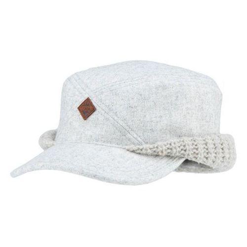 Nowa czapka the whidbey hat heather grey marki Coal