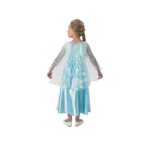 Grający i świecący kostium frozen - elsa - roz. l marki Rubies