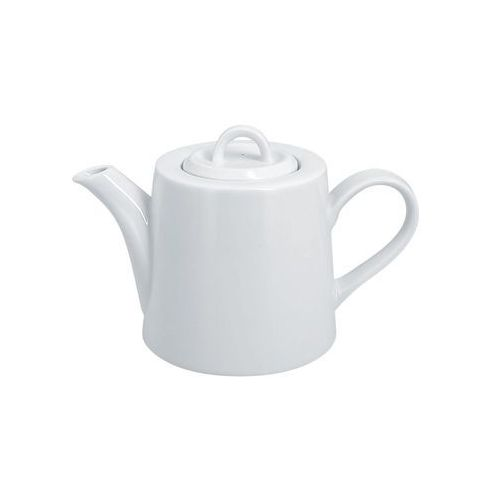 Dzbanek do herbaty porcelanowy z pokrywką RAK ACCESS