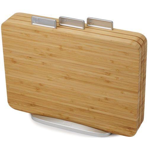 Deski do krojenia w podstawie Index Bamboo Joseph Joseph (60141), 60141