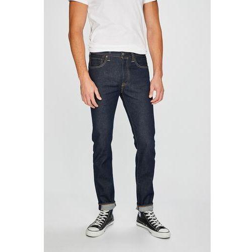 - jeansy skinny noten marki Levi's