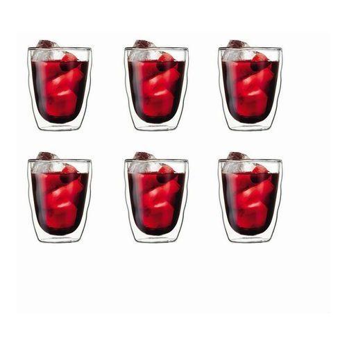 - pilatus - zestaw 6 szklanek, 0,35 l - 0,35 l marki Bodum