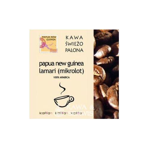 Kawa swieżo palona Kawa świeżo palona papua new guinea lamari 1 kg