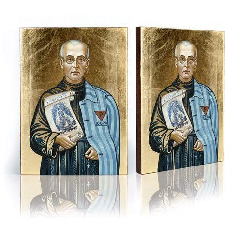 Ikona Święty Maksymilian Maria Kolbe, UR3610