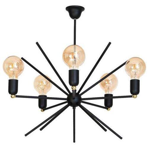 Astra i lampa wisząca 5-punktowa 938f1 marki Aldex