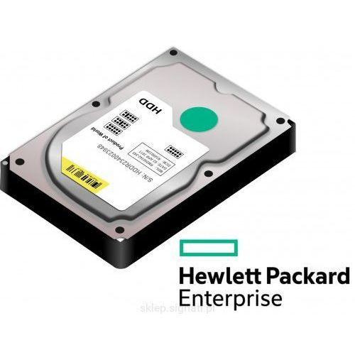 Hpe 500gb 6g sata 7.2k rpm sff (632078-b21) marki Hp enterprise