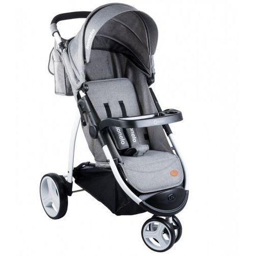 Wózek spacerowy liv grey - darmowa dostawa!!! marki Lionelo