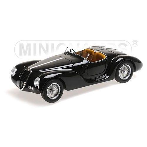 Minichamps alfa romeo 6c 2500 ss corsa (4012138125735)