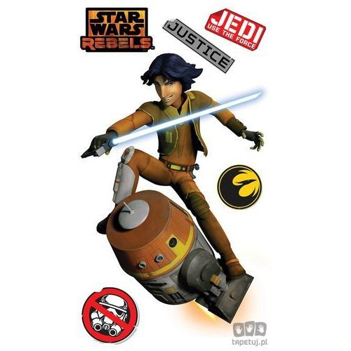 Consalnet Naklejka star wars rebels spd25ws