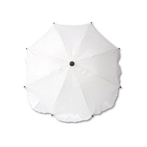 Parasolka do wózka biała marki New baby