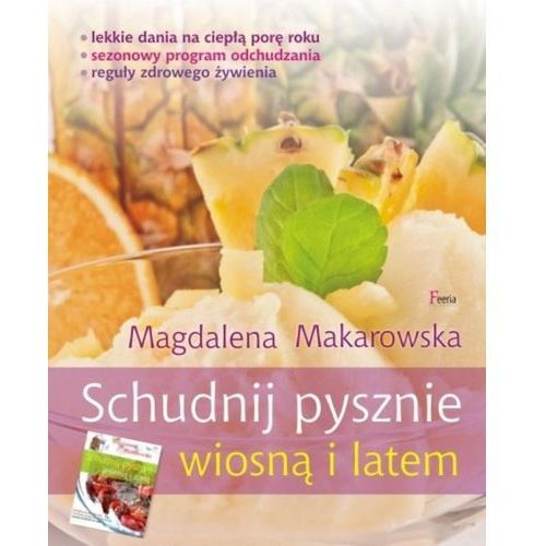 Schudnij pysznie wiosną i latem (200 str.)