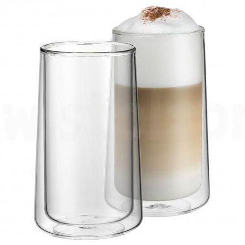 Zestaw 2 szklanek do latte podwójne ścianki WMF