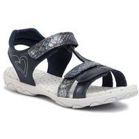 Sandały - j sandal coure b j0290b 00454 cf44m d navy/dk blue marki Geox