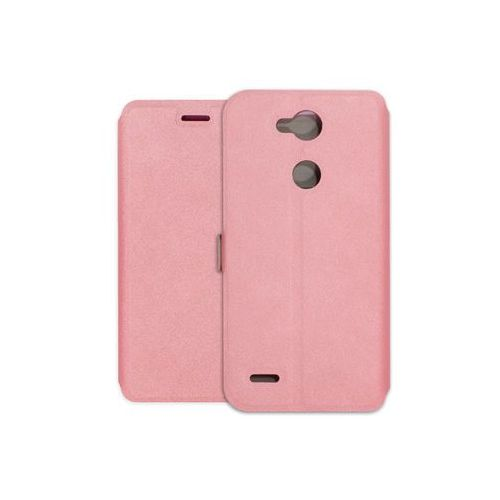 LG X Power 3 - etui na telefon Wallet Book - różowy