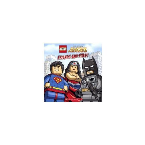 Lego DC Superheroes: Friends and Foes (9780606363617)