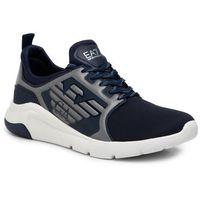 Sneakersy - x8x057 xcc55 m506 navy/silver, Ea7 emporio armani, 40-46