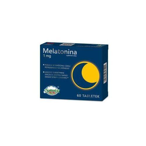 Melatonina 1mg 60 tabletek Naturell