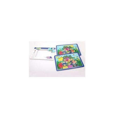 Felico Domisie - puzzle znajdź 5 różnic - pani podusia (5906395762316)
