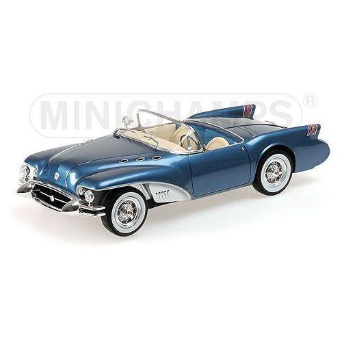 MINICHAMPS Buick Wildcat II Concept 1954 (4012138118201)