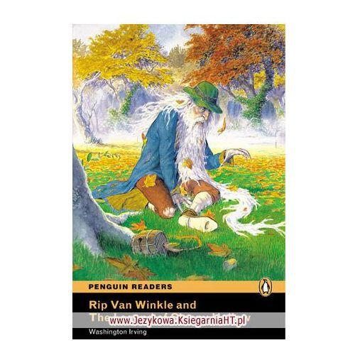 Rip Van Winkle And The Legend Of Sleepy Hallow Plus Audio Cd [Książka Z Płytą Cd] (28 str.)