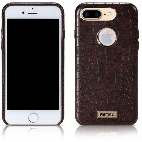 Remax Etui maso series for iphone 7 plus brown