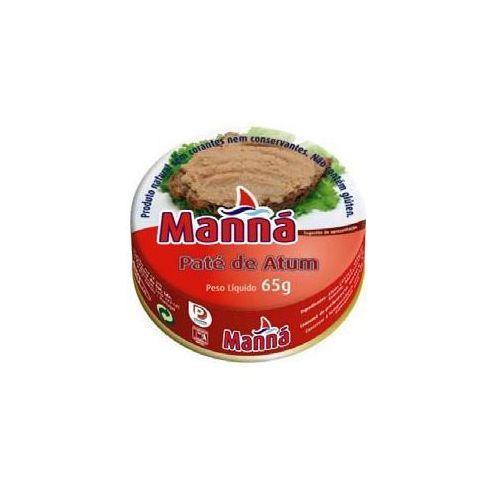 Portugalska pasta z tuńczyka łagodna 65g  marki Manná