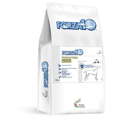 Forza10 Periaction Active - gruczoły okołoodbytowe dla psa: waga - 4 kg DOSTAWA 24h GRATIS od 99zł