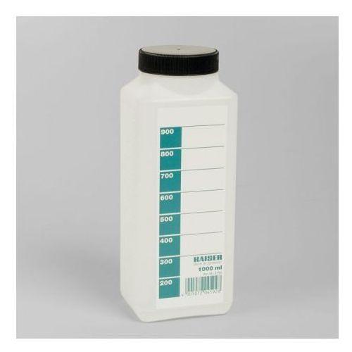 butelka na chemię - biała 1l marki Kaiser