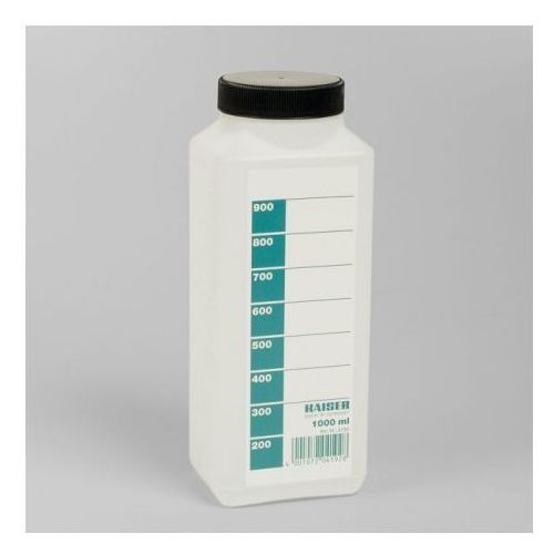 Kaiser butelka na chemię - biała 1l