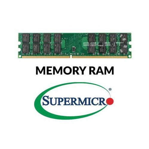 Pamięć RAM 4GB SUPERMICRO ProcessorBlade SBI-7426T-T3 DDR3 1333MHz ECC Unbuffered DIMM VLP