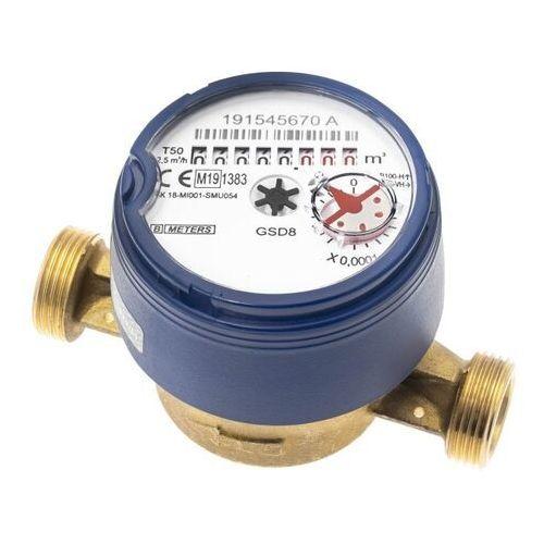 Wodomierz do zimnej wody Bmeters GSD8-I 1/2 R100