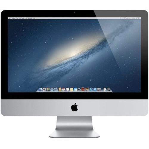 """Apple iMac 21,5"""" MK452PL/A - Intel Core i5 5675R / 21,5'' 4K / 8 GB / 1000 GB / Intel Iris Pro 6200 / OS X 10.11 / pakiet usług i wysyłka w cenie z kategorii Zestawy komputerowe"""