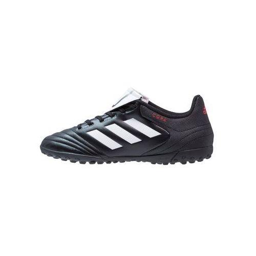 adidas Performance COPA 17.4 TF Korki Turfy core black/white, towar z kategorii: Piłka nożna