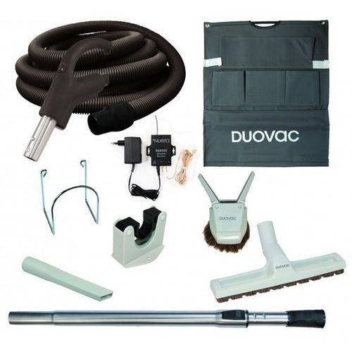 Zestaw sprzątający z wężem superior bw 9,1 m. podstawowy (sterowanie bezprzewodowe) marki Duovac