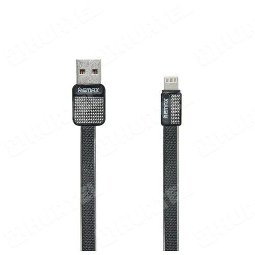 rc-044i platinum kabel usb lightning 1m czarny - czarny marki Remax