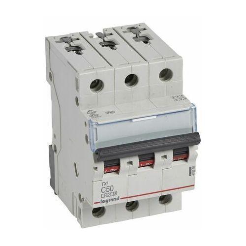 Legrand TX3 Wyłącznik nadprądowy S303 C50 403550, S303C50
