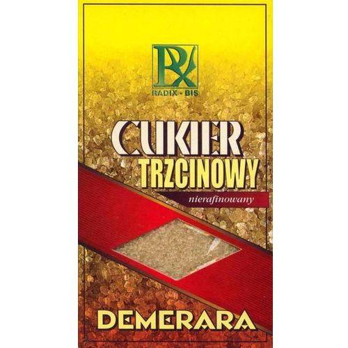 Cukier Trzcinowy Demerara Nierafinowany 500g - Radix, towar z kategorii: Cukier i słodziki