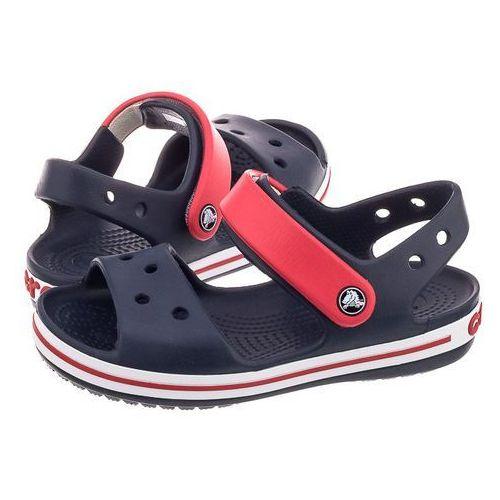Sandałki crocband sandal kids navy 12856 (cr39-a) marki Crocs