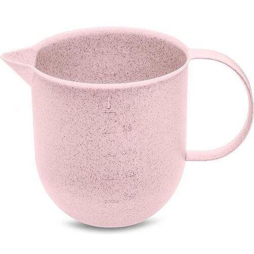 Koziol Dzbanek z miarką palsby organic 1,2 l różowy